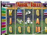 spelmaskiner gratis Aussie Rules Rival
