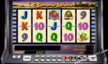 spelmaskiner gratis Banana splash Novomatic