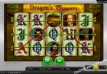 spelmaskiner gratis Dragon's Treasure Merkur