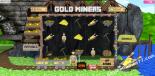 spelmaskiner gratis Gold Miners MrSlotty