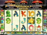 spelmaskiner gratis Golden Lotus RealTimeGaming