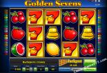spelmaskiner gratis Golden sevens Greentube