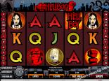 spelmaskiner gratis Hellboy Microgaming