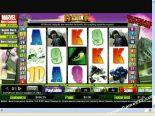 spelmaskiner gratis Hulk-Ultimate Revenge CryptoLogic