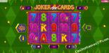 spelmaskiner gratis Joker Cards MrSlotty