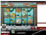 spelmaskiner gratis Ocean Treasure Rival