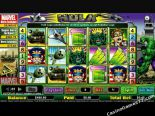 spelmaskiner gratis The Hulk CryptoLogic