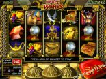 spelmaskiner gratis Three Wishes Betsoft