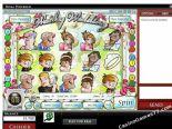 spelmaskiner gratis Wacky Wedding Rival