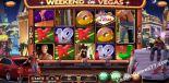 spelmaskiner gratis Weekend in Vegas iSoftBet